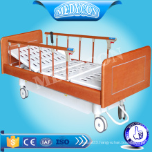 MDK-3011K(I) Home Care Bed With 3 Functions Electric Hospital Bed Wooden Slats
