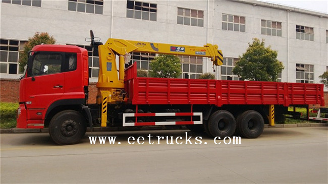 20 TON Truck Mounted Cranes