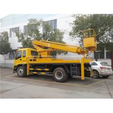 Elevador de pluma montado en vehículo ISUZU Truck