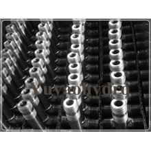 Procssing Special Hydraulic Fittings Tee Fittings