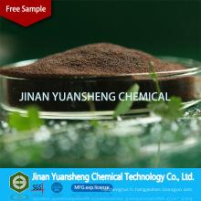 Sulfonate de Ligno de sodium de CAS 8061-51-6 pour le liant en céramique