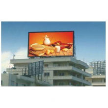 Outdoor Colorful Advertising LED Display Billboard Large LE