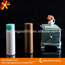 25ml HDPE cosmetic body lotion bottle