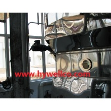 Pharmaceutical Granule Fluid Bed Drying Machine