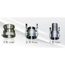 Gas-Flüssigkeits-Rohrleitungsanschluss