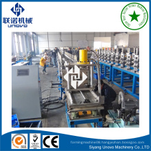 w shape structural steel sigma section rollform production machine