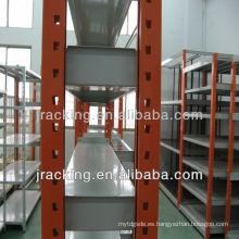 Jracking Storage Solutions long span unidades de estantería de tiendas