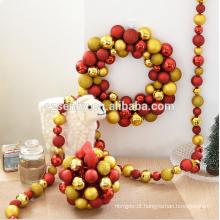 Atrrcativa atacado natal decorações guirlanda