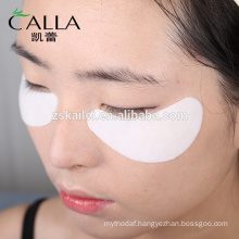 OEM China supplier customize crystal gel extension eyelash pads