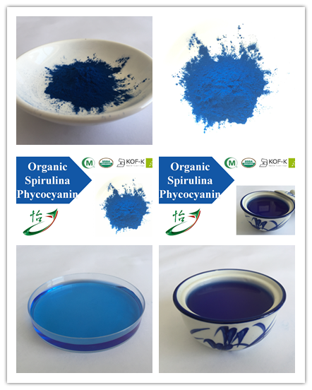 Organic Phycocyanin