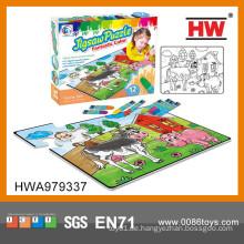 Heißes verkaufendes pädagogisches Spiel-Set IQ Puzzlespiel-Spielzeug