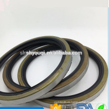 TB Doble labio Oil Seal Manufacturer Rubber Metal Shell Auto Bearing Caja de engranajes Sellos de aceite Anillos de sellado de aceite