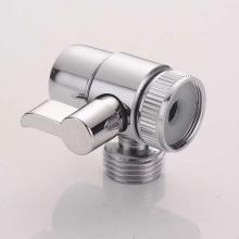 gaobao High-End-Zinkmaterial WC-Eckventil Küchenrückschlagventil mit Chrom