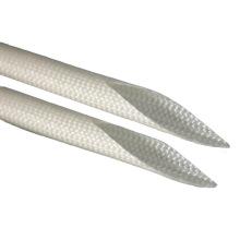 Tubo revestido de alta qualidade da fibra de vidro do silicone resistente de alta qualidade VW-1
