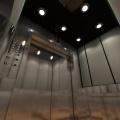 LED Ultra Low Power Passenger Elevator