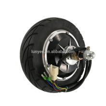 Motor concentrado sin escobillas del eje para el coche de parachoques eléctrico