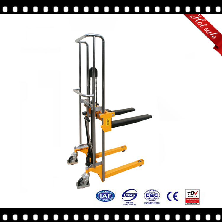 400KG light-duty stacker truck