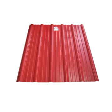820mm trapezoidal steel roofing sheet