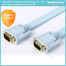 New HD 15pins Male to Male VGA Cable for Computer