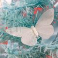 Papel de mariposa decorativo