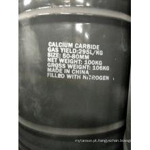 Carboneto de cálcio (CAC2) -18