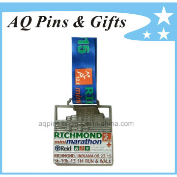 Sport Alloy Medal with Soft Enamel