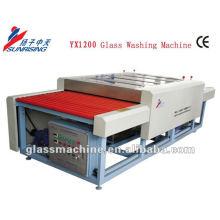 YX1200 Horizontal Flat Glass washing machine