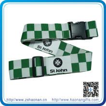 Equipaje de tela personalizado con clip ajustable de plástico para regalos adultos