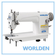 Alta velocidade WD-8700 Lockstitch máquina de costura Industrial