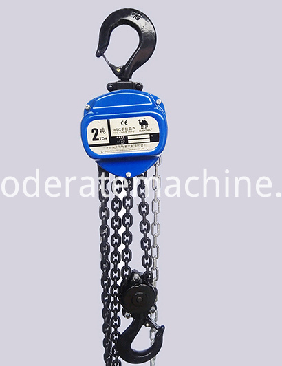 2T HS-C type chain hoist