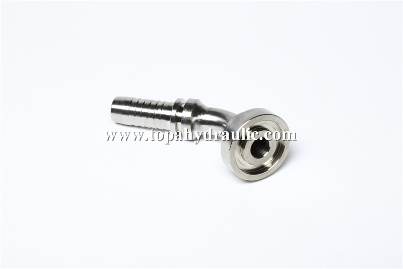 Hose tap adapter hydraulic lines industrial hose fitting