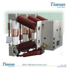 Disjuntor de vácuo de alta tensão AC da série ZN12-40.5