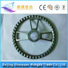 Aluminum die casting Precision casting car auto steering wheel
