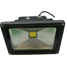 50w Light-Controlled DC Led Flood lights for Outdoor