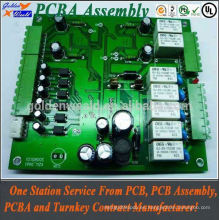 cfl pcba china oem cricuit tablero conector pcb ensamblaje fabricante pcba pcb assembly oem & odm