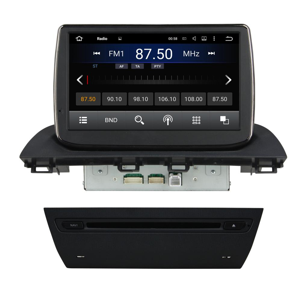 Mazda 3 Axela 2014 DVD player