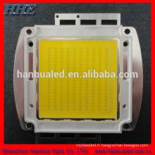 l'épi de bridgelux / epistar a mené la puce 200w, l'ÉPI LED de 200W, la puce menée par ÉPI de puissance élevée de 200W