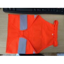 Pets Safety Vest, Hi-Vis Reflective PVC Tape Certified by En471 Class2, ANSI/Isea