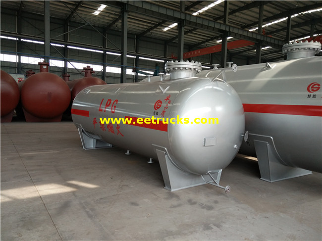 10 CBM ASME Propane Tanks