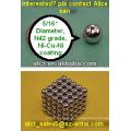 Erstaunliche Magnetiseur Neodym Kugel Durchmesser 8MM, Magnetkugeln