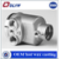 cnc machining OEM steel pump impeller cover parts cast