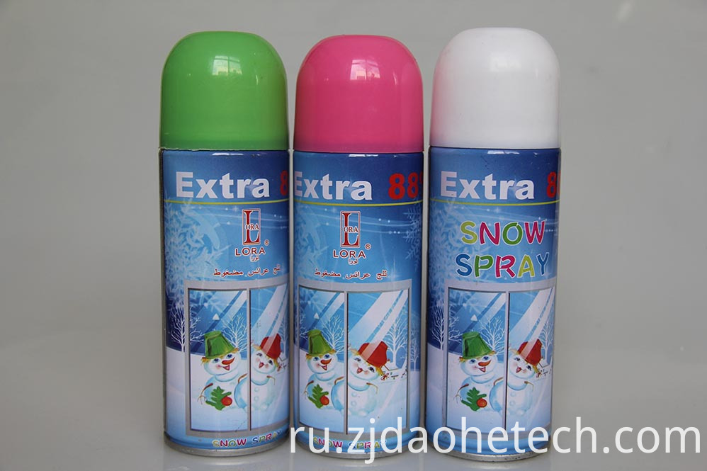 OEM Decorative Snow Spray
