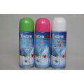 OEM disponible 250ml spray de nieve decorativa