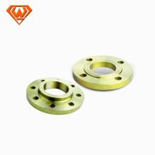 SS400 Forged or Casting Welding Neck Flange in Pressure PN16