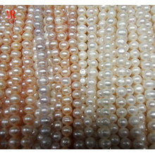 8-9mm Round Freshwater Pearl Strand