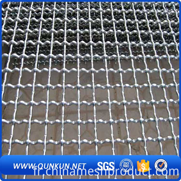 crimped wire mesh 83