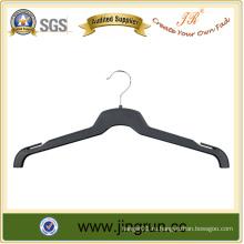 Опытный производитель Металлический крюк Пластиковая одежда Вешалка для одежды
