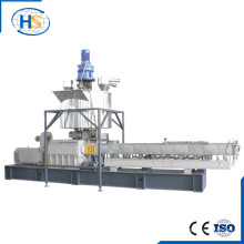 Twin Screw Plastic Filament Extrusion for ABS PP PE Materials