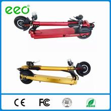 Скутер с экстремальными выбросами