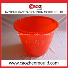 Second Handle Plastic Water Bucket Injection Molding in Stock